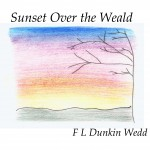 The CD album Sunset Over the Weald